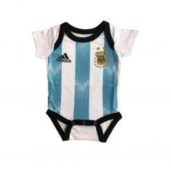 Argentina Fan Baby Romper