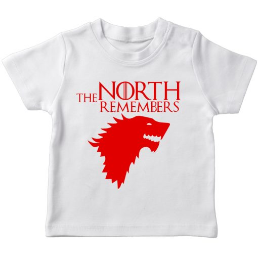GOT the north remembers white t-shirt