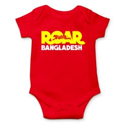 Roar Bangladesh cricket red romper