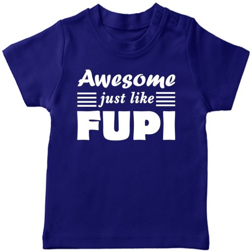 Awesome Fupi T-Shirt Blue