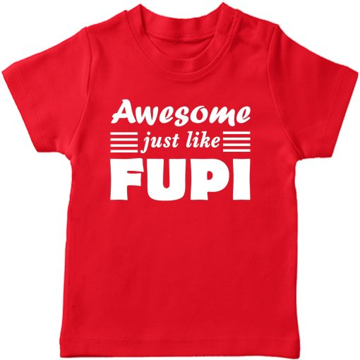 Awesome Fupi T-Shirt Red