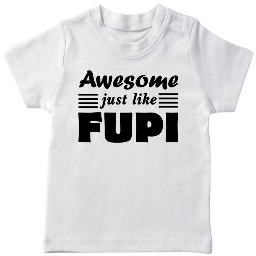 Awesome Fupi T-Shirt White