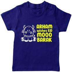 Eid-Moobarak-Funky-T-Shirt-Blue