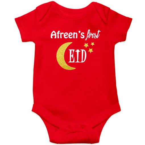 First-Eid-Celebration-Amazing-Baby-Romper-Red