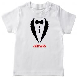 Gentleman-Customized-Name-T-Shirt-White