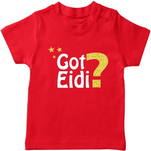 Got-Eidi-Tee-Red