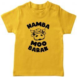 Hamba-Moo-Barak-T-Shirt-Yellow