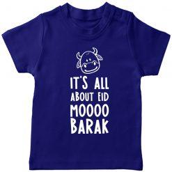 Moo-Barak-Cow-T-Shirt-Blue