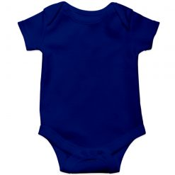 Plain-Single-Color-Romper-for-Babies-Blue