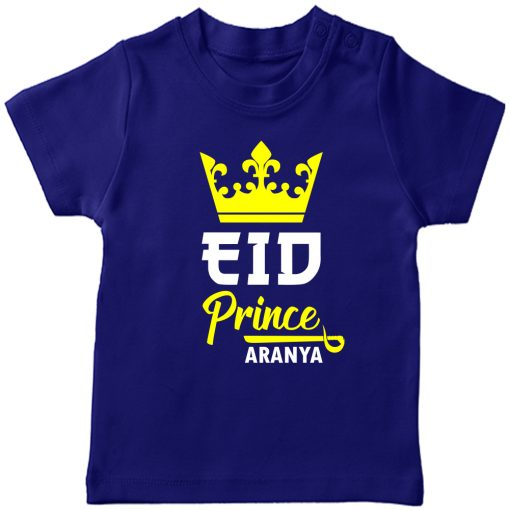 Prince-Crown-Eid-Tee-Blue