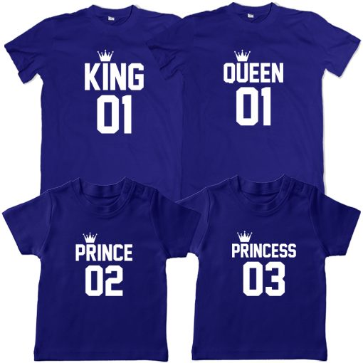 The-Kingdom-Family-Combo-T-Shirt-Blue