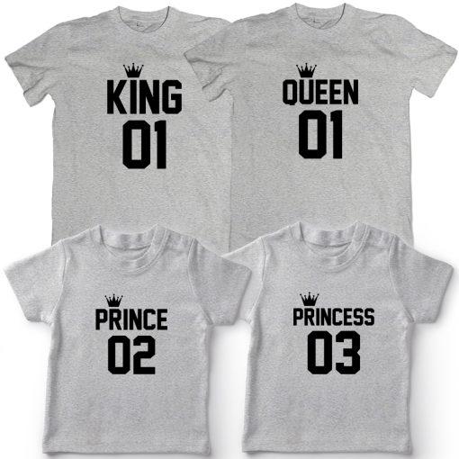 The-Kingdom-Family-Combo-T-Shirt-Grey