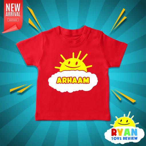 Arhaam-Ryan-Toy-Red-Tee-Red