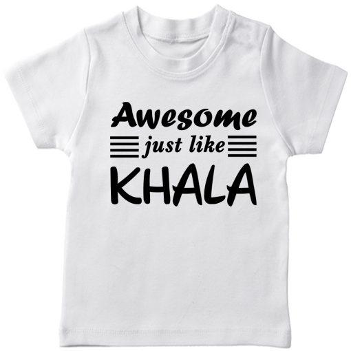 Awesome just like Khalamony T-shirt White