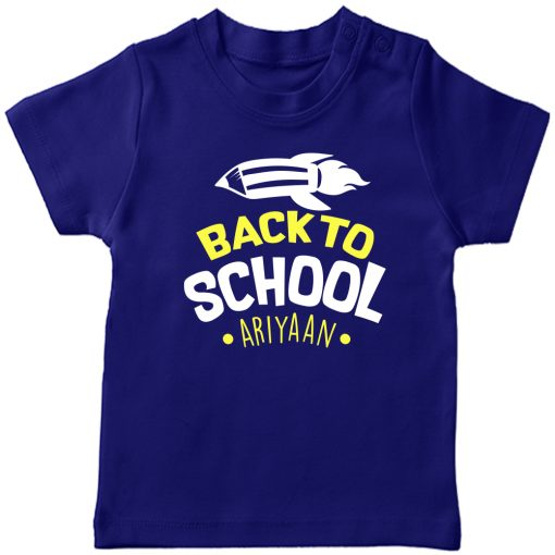 Back-to-School-with-Custom-Name-T-Shirt-Blue