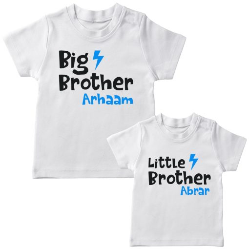 Big-&-Little-Brother-Combo-T-Shirt-White