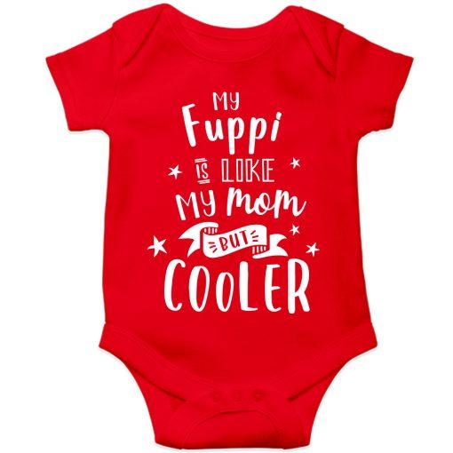 Cooler-Fupi-Baby-Romper-Red