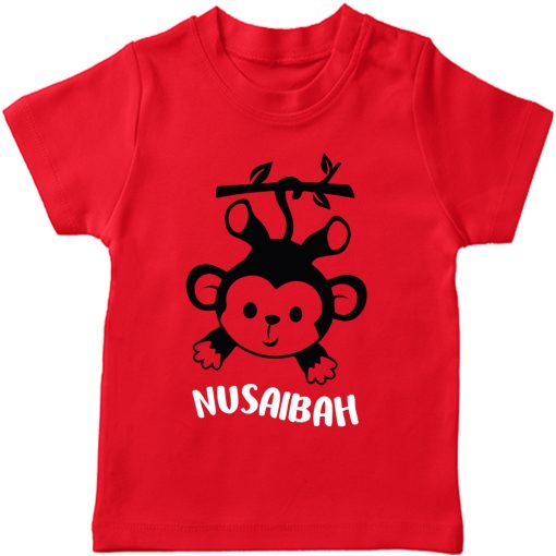 Cutest-Animal-Name-Tee-Monkey