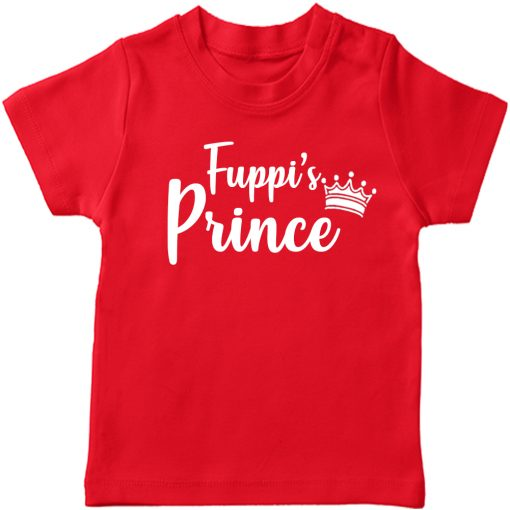 Fuppis-Prince-T-Shirt-Red