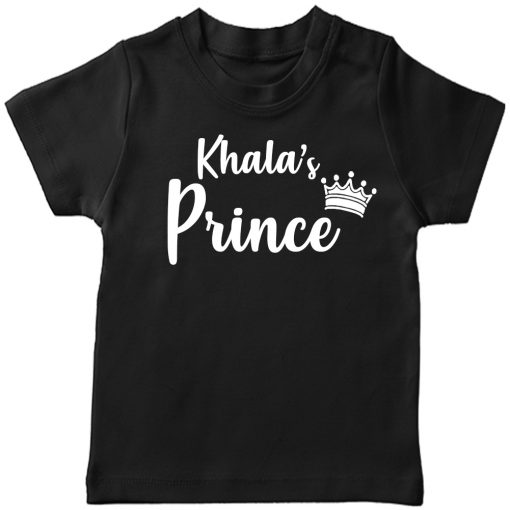 Khalas-Prince-T-Shirt-Black