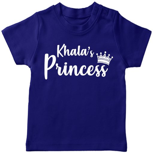 Khalas-Princess-T-Shirt-Blue