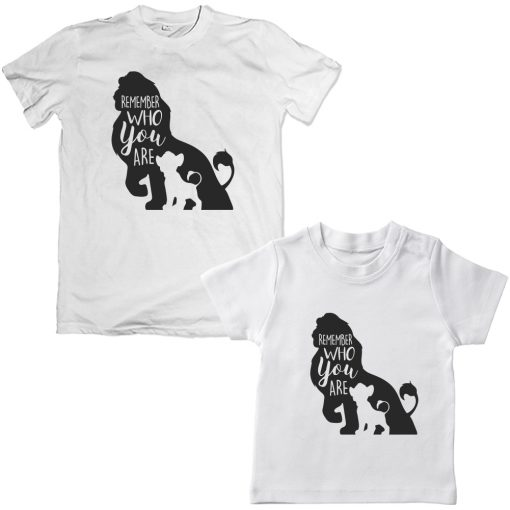 Lion-King-Dad-Son-Combo-T-Shirt-White