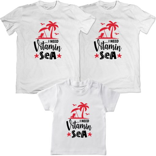 Vitamin-Sea-Beach-Combo-T-Shirt-White