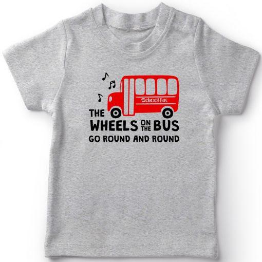 Wheels-On-The-Bus-T-Shirt-Grey