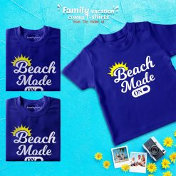 Beach-Mode-On-Vacation-T-Shirt-Content