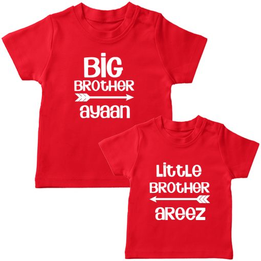 Big-&-Little-Brother-Siblings-Combo-Tee-Red