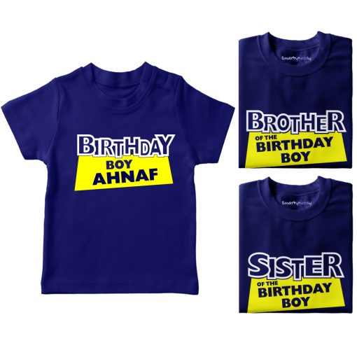 Birthday-Boy-And-His-Siblings-Combo-T-Shirt-Blue