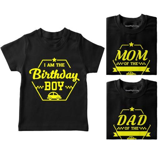 Birthday-Celebration-Family-Combo-T-Shirt-Black