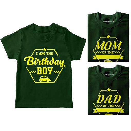 Birthday-Celebration-Family-Combo-T-Shirt-Green