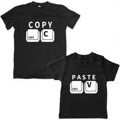 Copy-Paste-Unique-Combo-Tee-Black