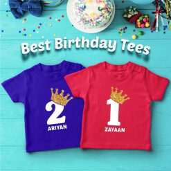 Crown-Birthday-Name-Tee-Content