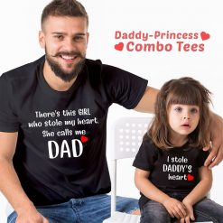 Dad-And-Daughter-Qoutes-Combo-T-Shirt-Content