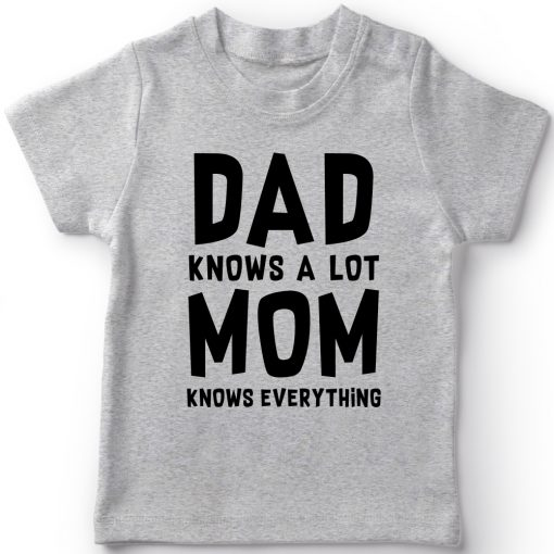 Dad-Mom-Favourite-T-Shirt-Grey
