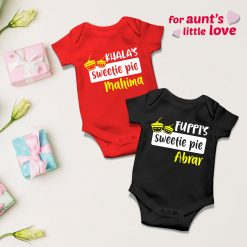 Khala-&-Fupi's-Sweetest-Customized-Name-Baby-Romper