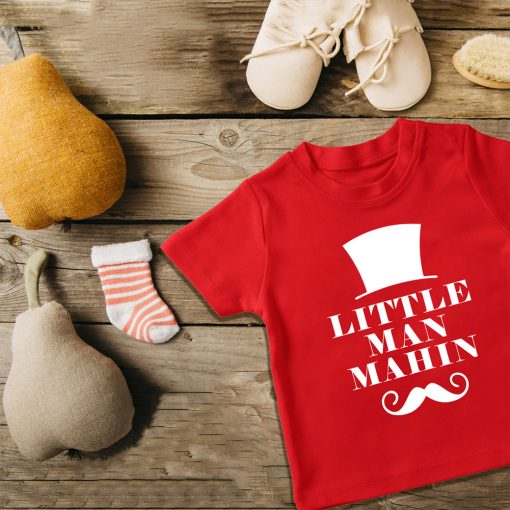 Little-Man-Customized-Name-T-Shirt-Content