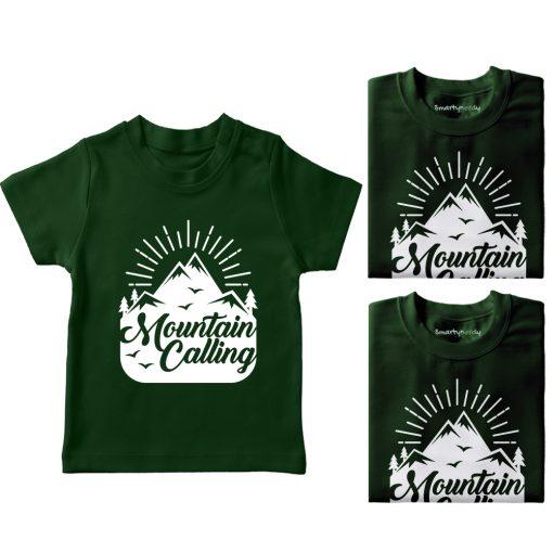 Mountain-Vacation-Tee-Family-Combo-Green