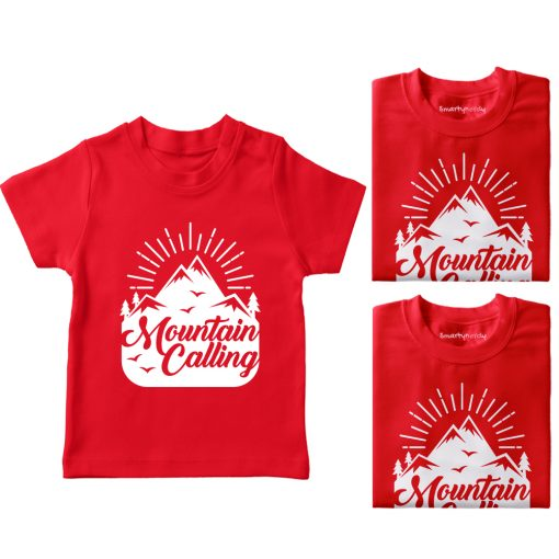 Mountain-Vacation-Tee-Family-Combo-Red