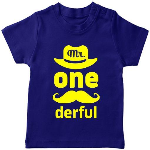 Mr.-Onederful-1st-Year-Birthday-Celebration-T-Shirt-Blue