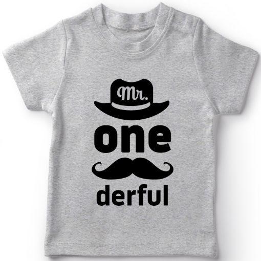 Mr.-Onederful-1st-Year-Birthday-Celebration-T-Shirt-Grey