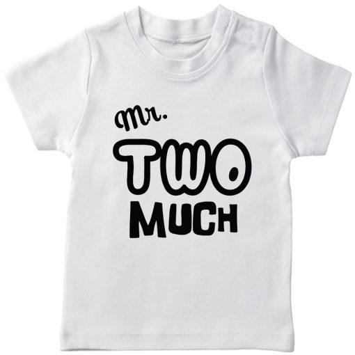 Mr.-Two-Much-2nd-Year-Birthday-Celebration-T-Shirt-White