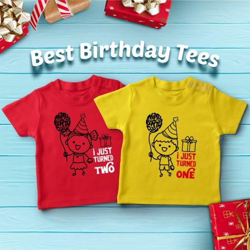 One-Year-Celebration-Birthday-TShirt-Content
