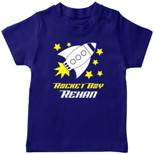 Rocket-Customized-T-Shirt-Boy-Blue