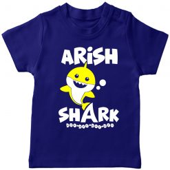 Shark-Customized-Name-Tee-Blue