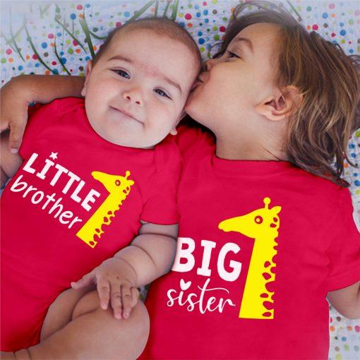 Siblings-Combo-Giraffe-T-Shirt-&-Romper-Content