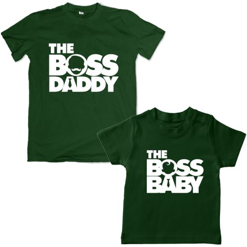 The-Boss-Father-Son-Combo-Green