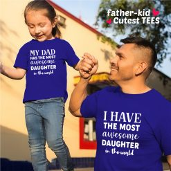 Awesome-Dad-&-Daughter-Combo-TShirt-Content